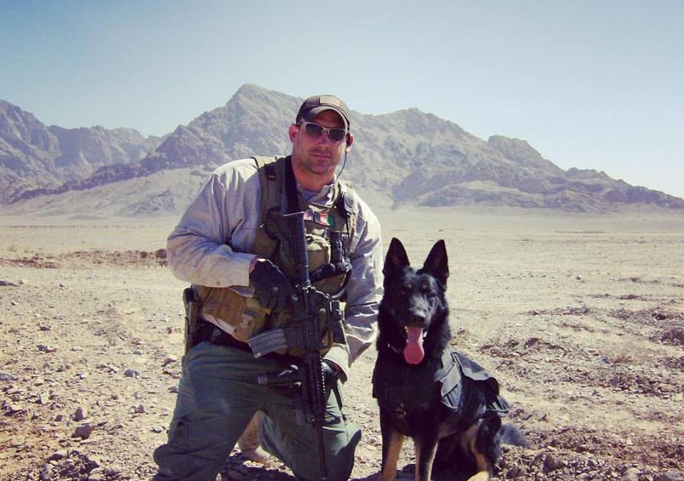 (Episode #75) From 9-11: A Secret Service Agent's Tale of Survival & Dogs That Worked at Ground Zero.